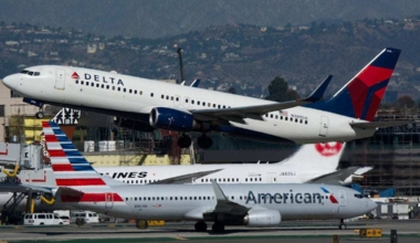 US carriers have battled it out for slots at Haneda