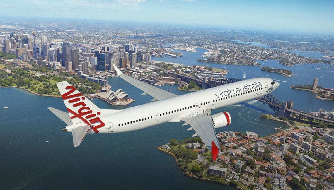 Virgin Australia To Delay Deliveries Of Boeing 737 MAX