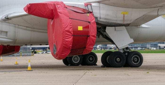 Air India Grounded fleet