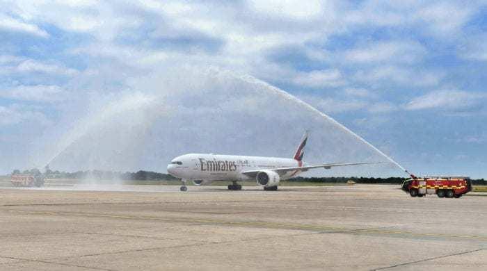 Emirates New Routes