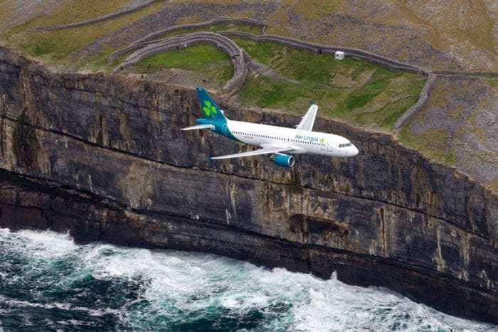 Aer Lingus Pushes Back Airbus A321LR Flights
