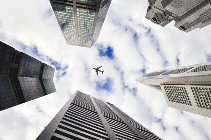 US aviation growth