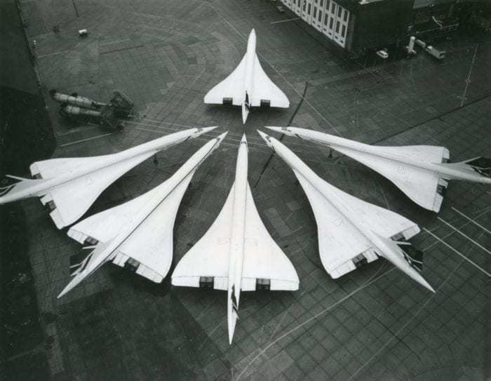Supersonic Flight, British Airways, Concorde