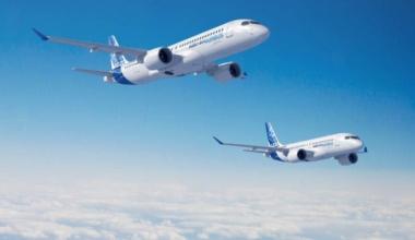 Airbus A220 Family Range Increase