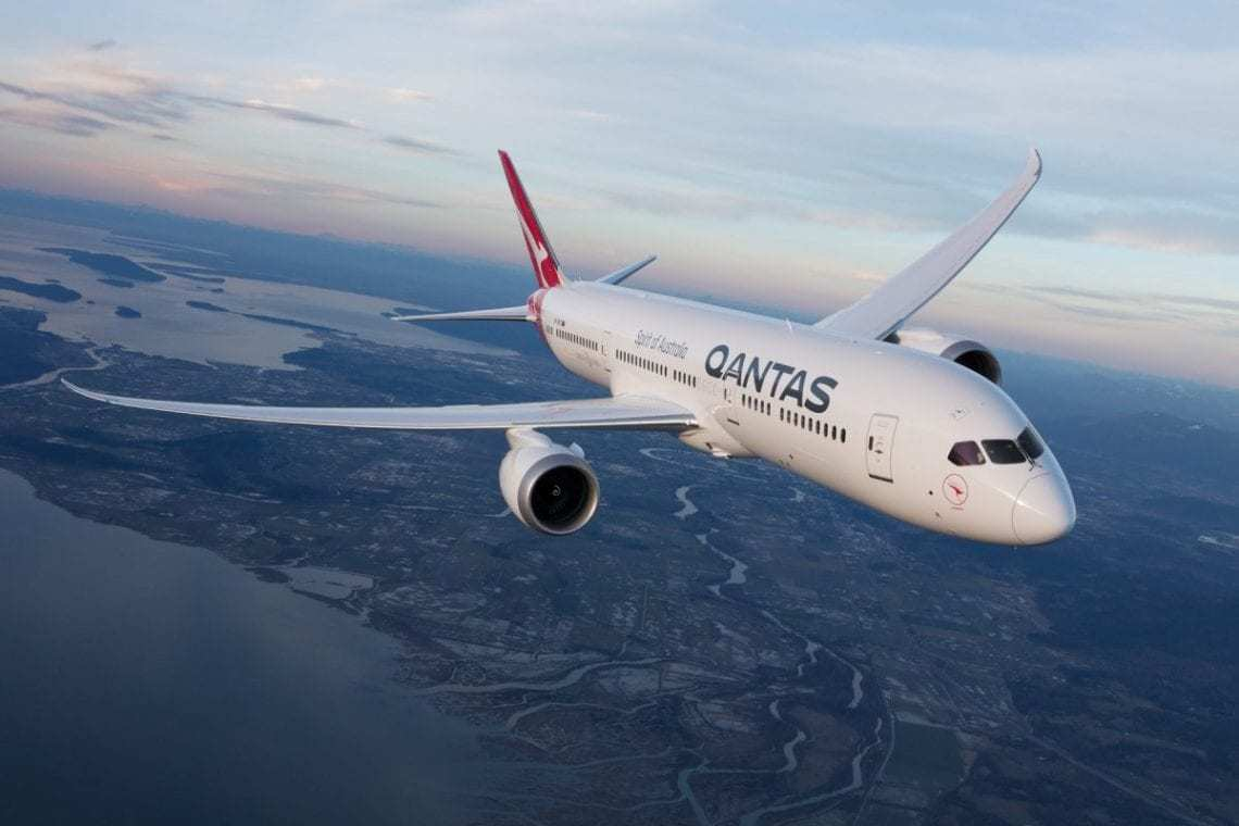 Qantas Offering First Class Flights On Airbnb For $20