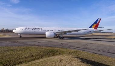 Philippine Airlines 777-300ER