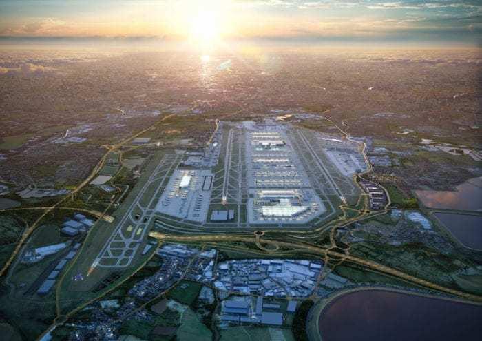 view-heathrow-airport