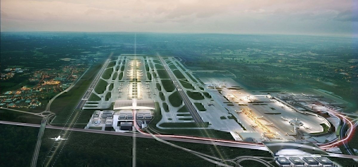 Gatwick Airport Second Runway