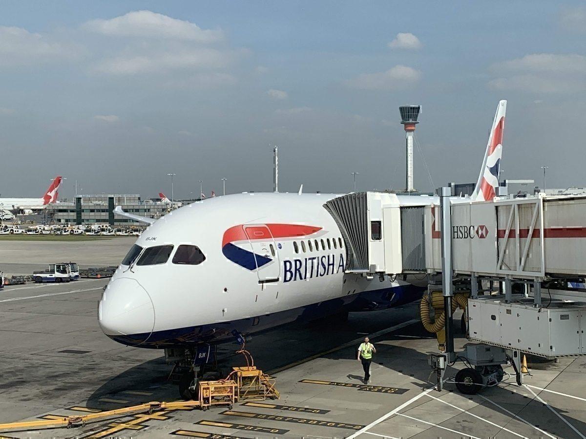 Flight Review: British Airways Club World - Boeing 787-8