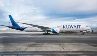 Kuwait Airways aircraft