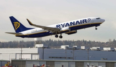 Ryanair Take Off