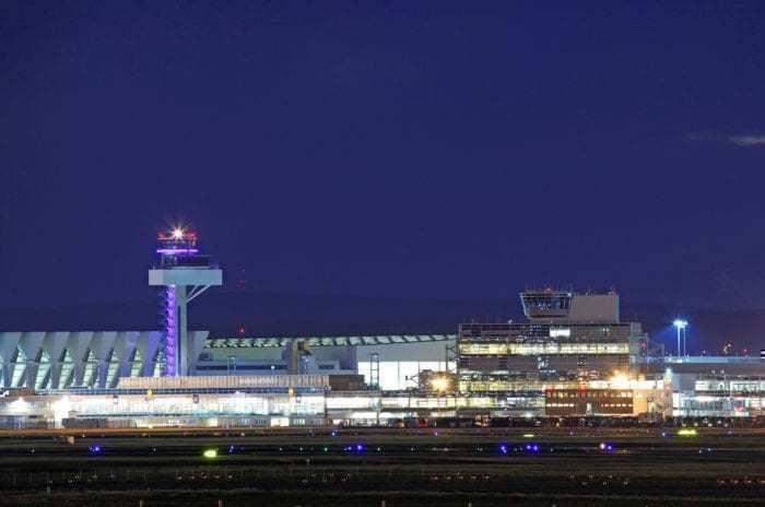 Frankfurt Terminal Three Fraport