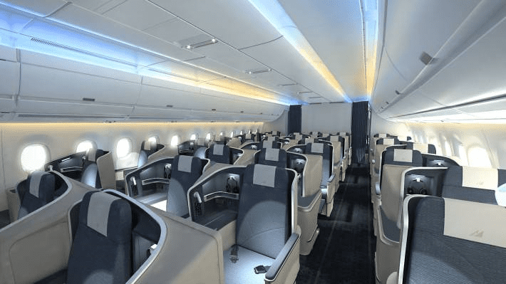 Philippine Airlines Changes Manila - Sydney To An Airbus