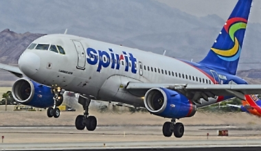 Spirit Airlines Passenger Banned For Life After Vaping Onboard