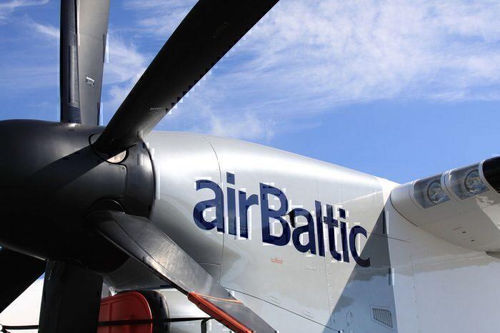 airBaltic CEO Martin Gauss
