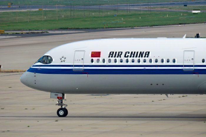 Air China A350