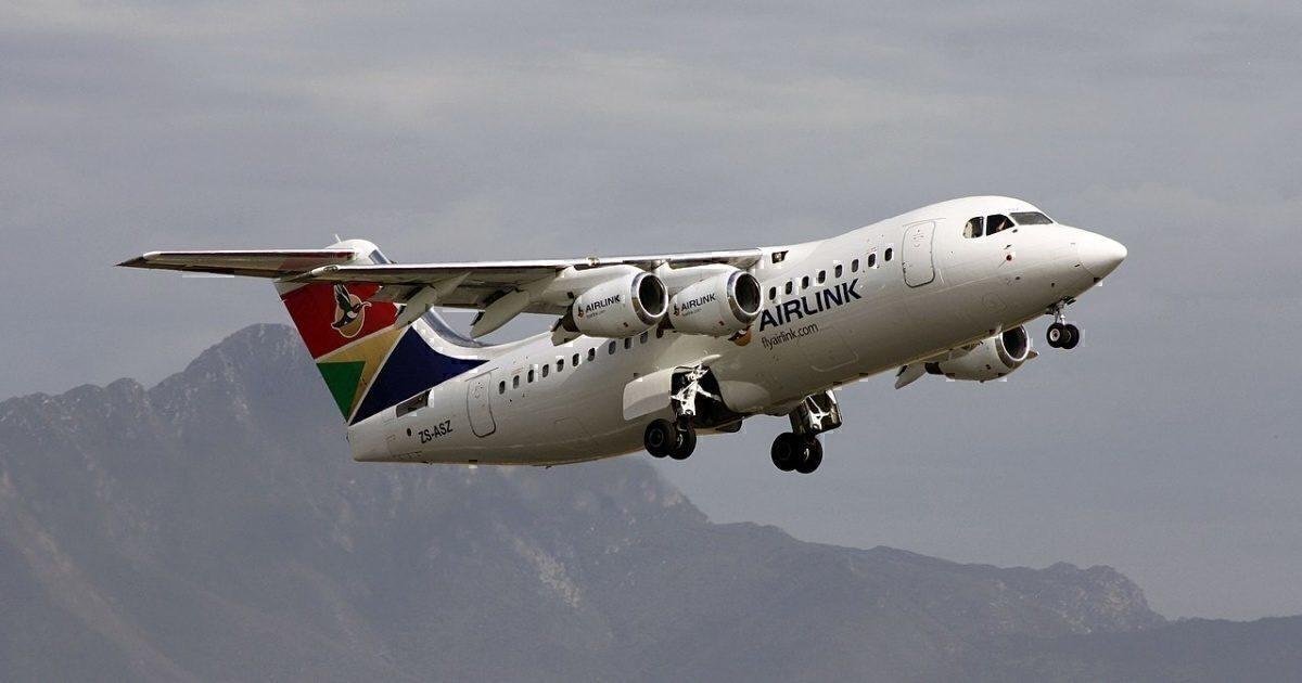 SA Airlink Avro RJ85