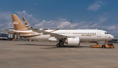 Airbus Private Jet