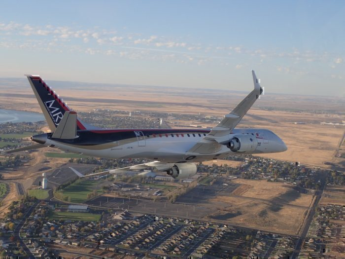 Mitsubishi in talks to acquire Bombardier's regional jet unit