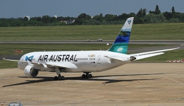 Air Austral's Boeing 787s Are Now Grounded Over Trent 1000 Issue