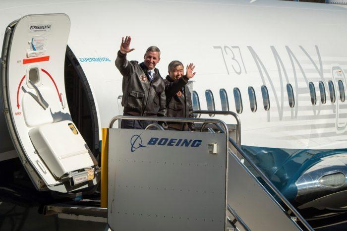 Boeing 737 MAX Donald Trump