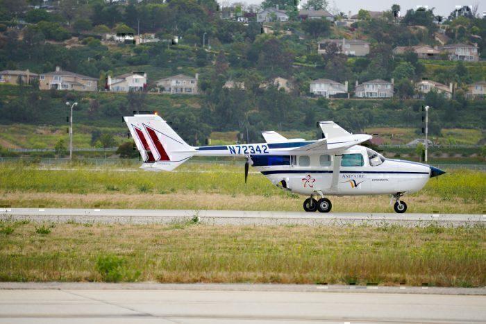 Ampire Hybrid Cessna 337