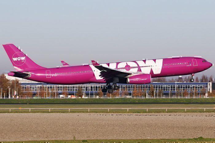 WOW AIr A330-300