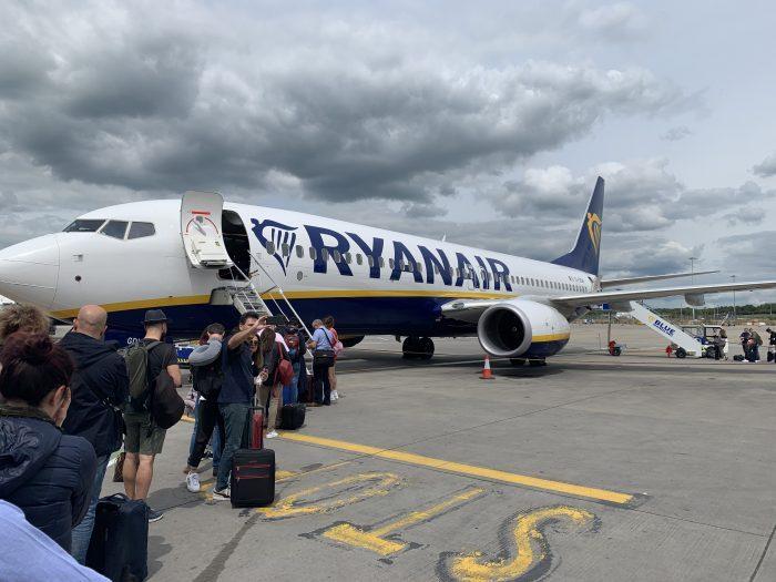 Ryanair CO2