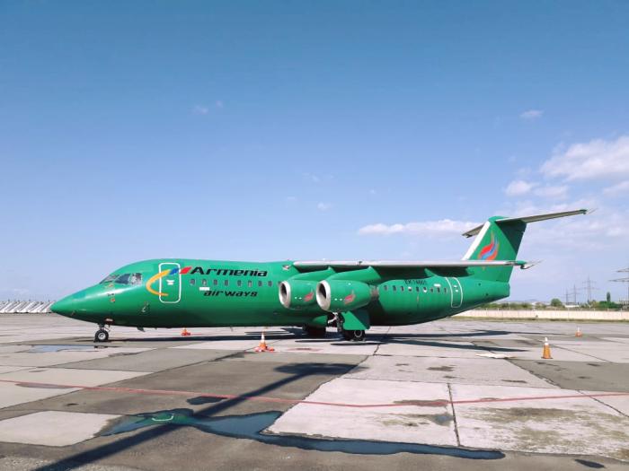 Airline Startup Of The Week: Armenia Airways