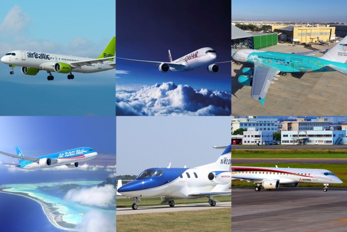 Top 6 Aircraft We Can't Wait To See At The Paris Airshow