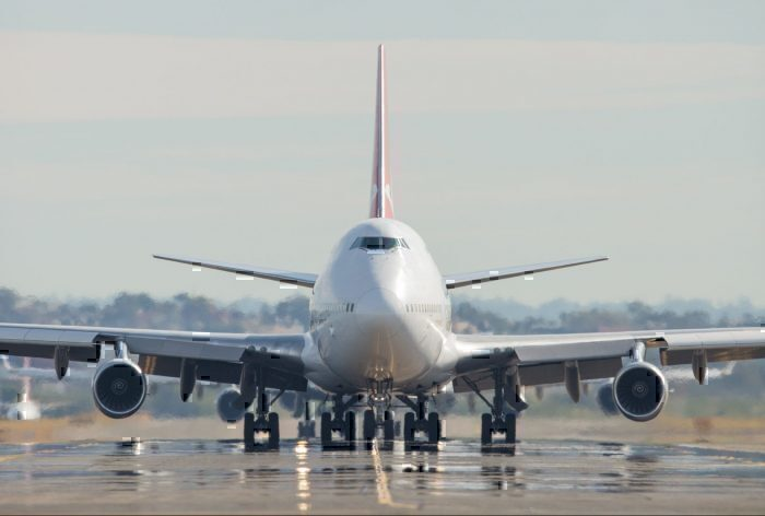 Qantas Schedules Domestic Boeing 747 Flights Later This Year
