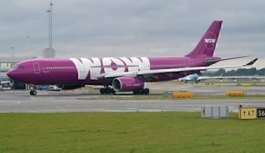 WOW Air A330 TF-GAY