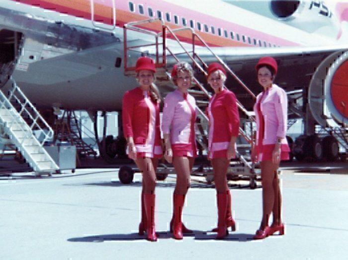 cabin crew 1970