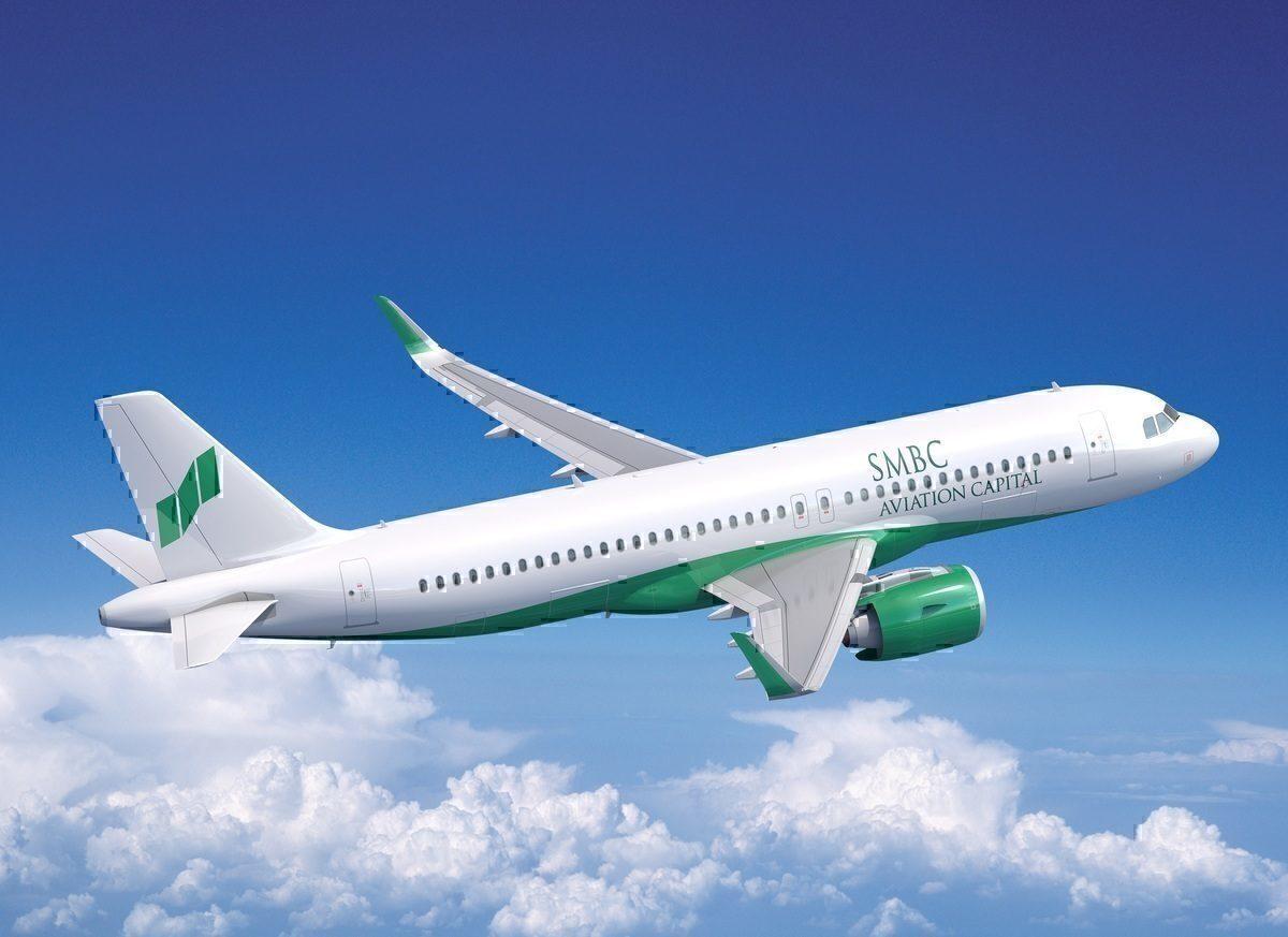 SMBC A320neo
