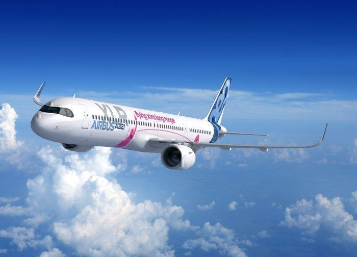 A321XLR Officially Launched By Airbus At Paris Air Show