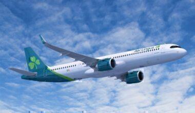 Aer Lingus A321XLR