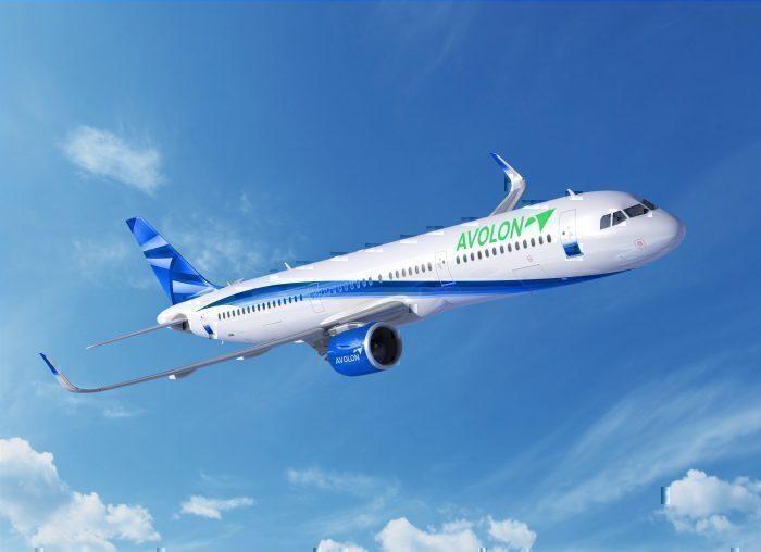 Avolon new Airbus orders