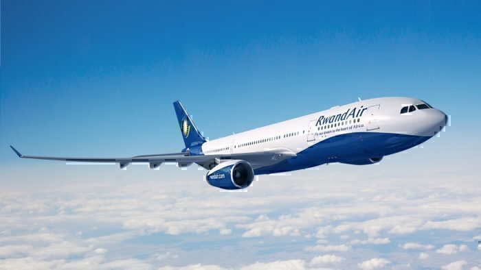 Illustration of RwandAir Airbus A330-200. Photo: Airbus
