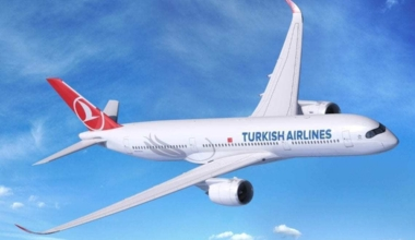 Turkish Airlines Airbus A350