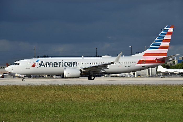American Airlines Executives Boeing 737 MAX