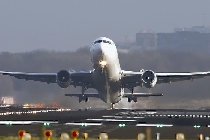 Air Astana B767 tail strike