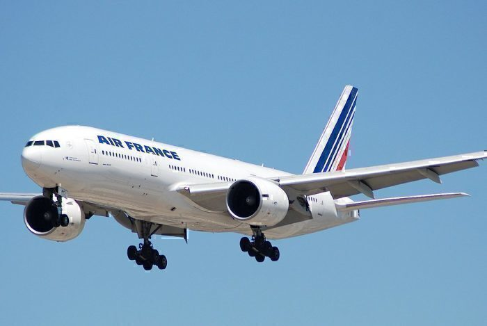 Air France Boeing 777 Suffers Engine Failure During Atlanta