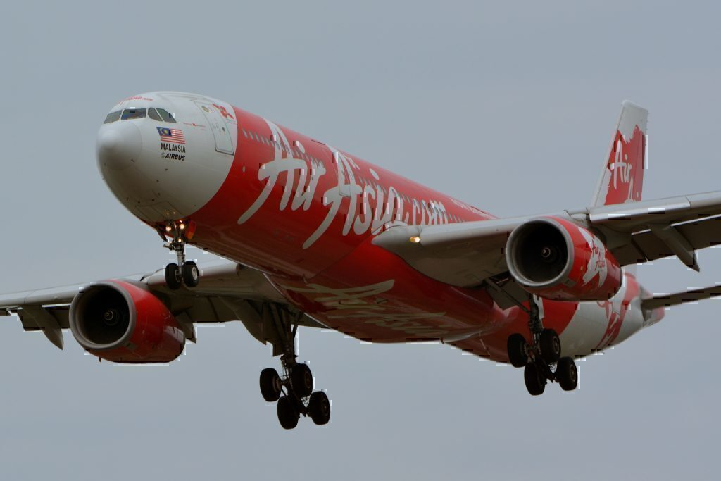 First Airbus A330neo For Air Asia Takes First Flight