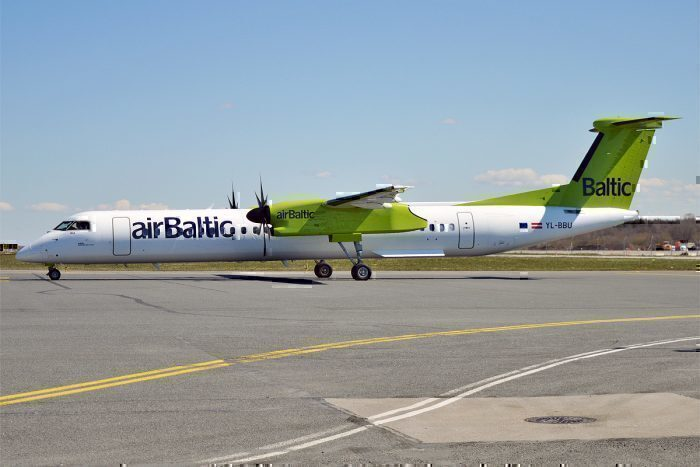 Icelandair To Operate 1000+ Mile Q400 Turboprop Flight To