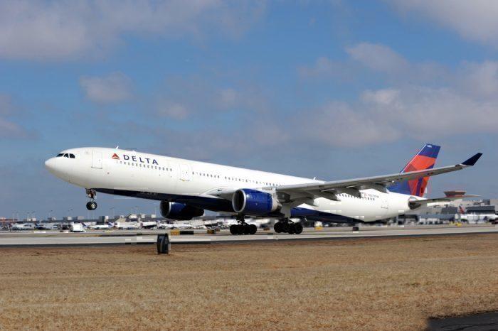 Delta Airlines Airbus