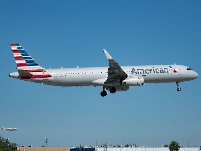 American Airlines Orders 50 Airbus A321XLRs