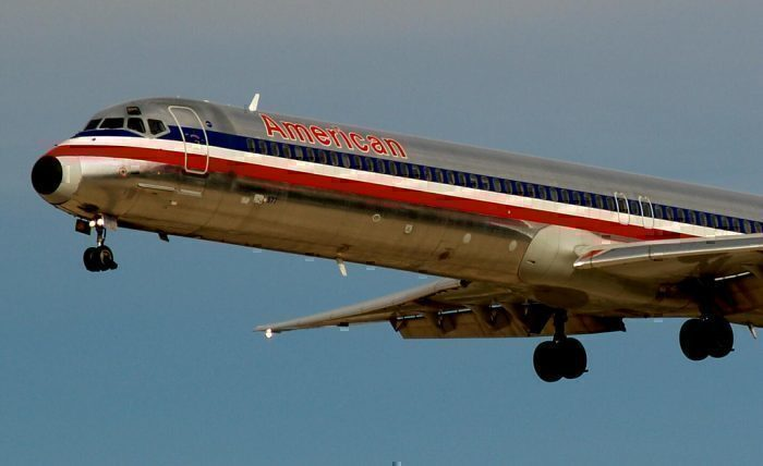American Airlines MD-80 Retirement