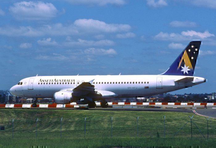 Ansett A320