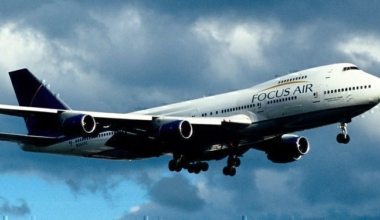 Why Is A Boeing 747 Being Sunk Off The Coast Of Bahrain?