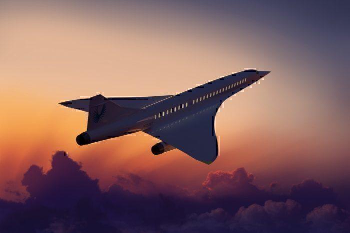 FAA Supersonic Boom